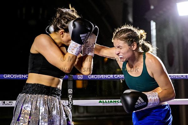Amy Timlin vs Sonia Klos