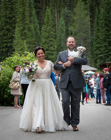 Emerald Lake Wedding - Melissa