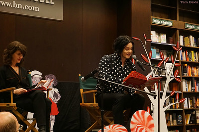 WGTBF Book storytime/signing, NYC 2017.11.11