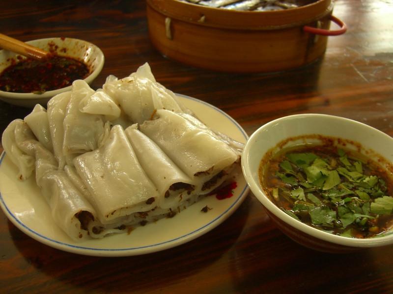 Fresh Rice Noodles - Kunming, China