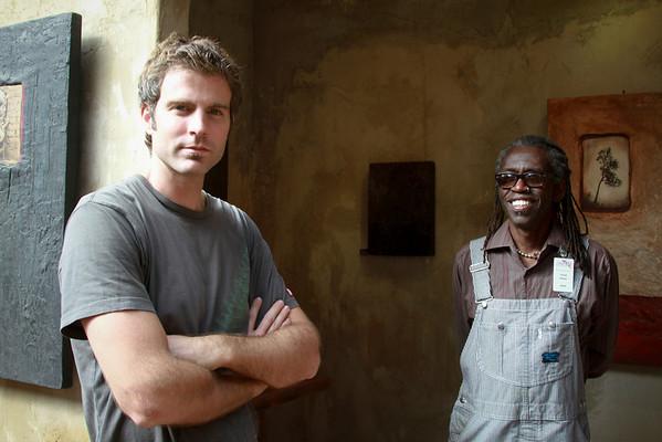 Sawdust Artist's Portraits 2010