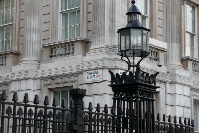 Downing Street. London