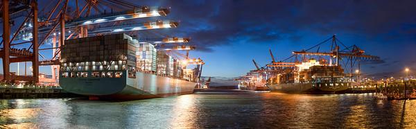 2014 09 22 Schiffe im Hamburger Hafen