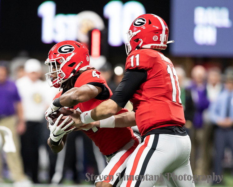 Jake Fromm, James Cook