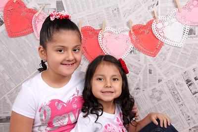 Mendoza and Silva Girls
