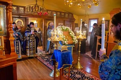 Entry of the Theotokos (2018)