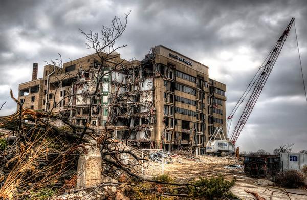 A Farewell To Forest Park Hospital