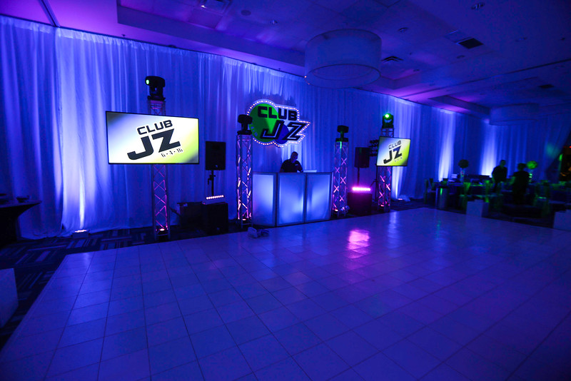 Jeremy's Bar Mitzvah Food and Decor