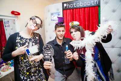 Adam & Rhian's Engagement Party Event Photos