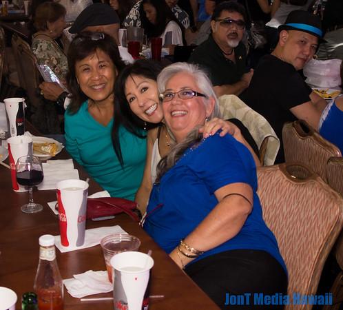 Funkshun @ Ige's Restaurant &19th Puka 1-3-2014