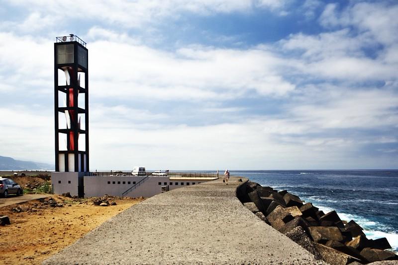 Maják Puerto de la Cruz