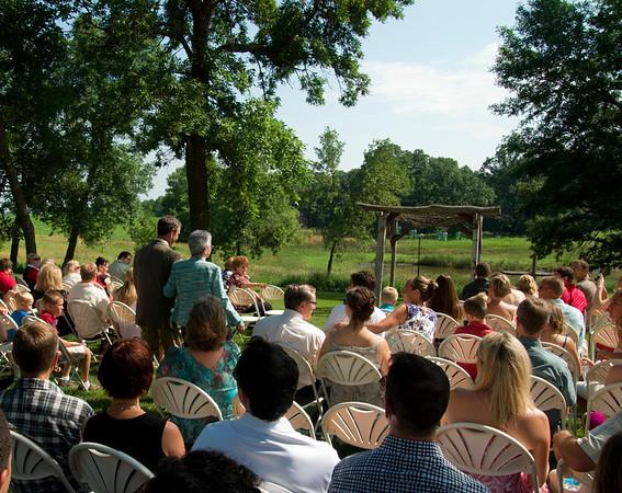 Matt and Audra Wedding