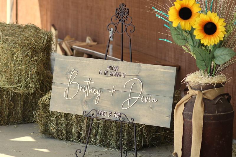 Gates Wedding 8/22/20