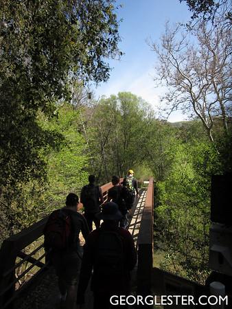 Sunol Wilderness Day Hike