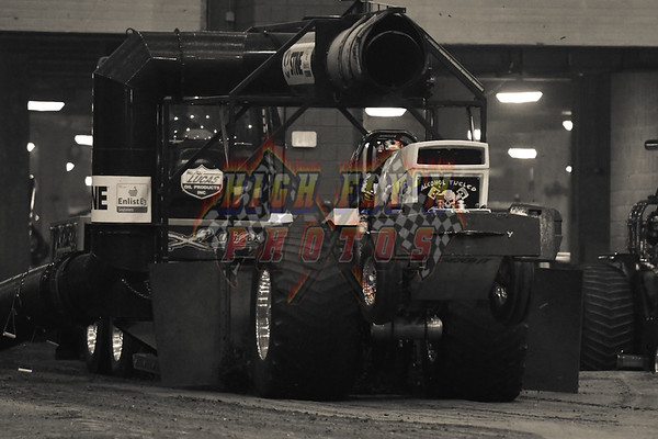 LIGHT LIMITED SUPER STOCK TRACTOR