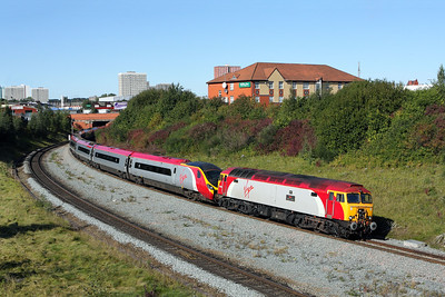 Manchester - Bolton - Euxton Jn (WCML)