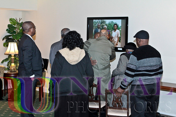 Family viewing at the Everly-Wheatly Funeral Home, Inc., Alexandria, VA on Friday, December 21, 2012 from 7:00pm – 8:00pm