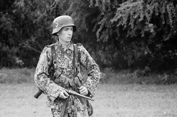 Camp Mabry Close Assault Veterans Day 2013