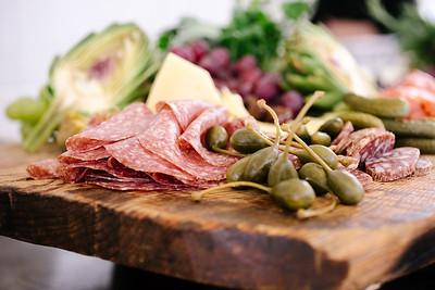 A la Carte 2014 Spring Food Tasting at Morais