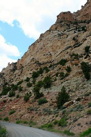 RVing 2013 Summer Sheep Creek Canyon