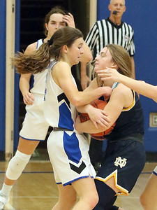 Girls Basketball, Notre Dame vs Danville 12/12/2020