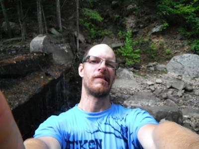 Fall Hike Laurel Snow