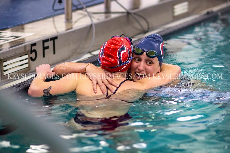 2021 Chaparral vs Mtn Vista Girls Swimming