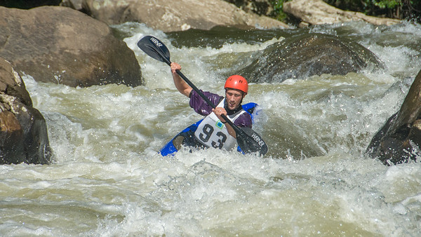 2015-07-25 Upper Yough Race (most at Lost & Found)