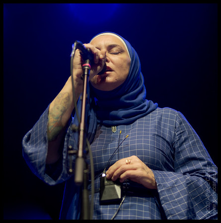2020-02-07 - Sinead O'Connor at August Hall