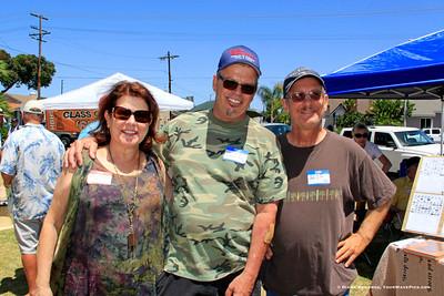 Huntington Beach High School 'All Years' Reunion Picnic 7/26/15