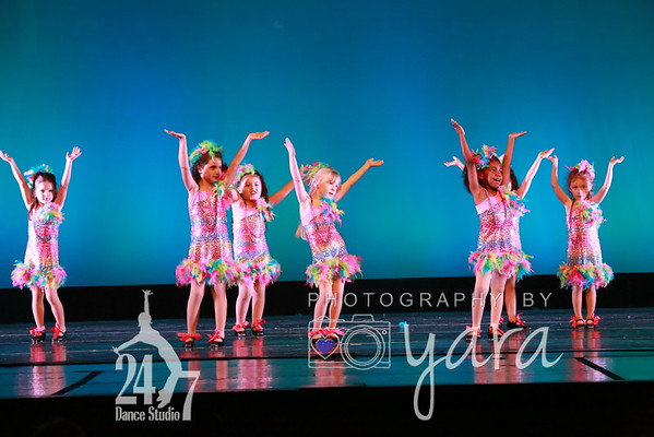 24/7 Dance Studio: Friday Dress Rehearsal 2016