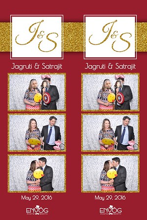 Jagruti & Satrajit (prints)