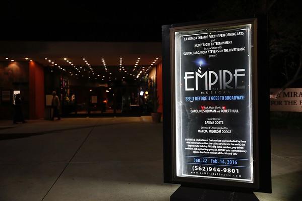 """Empire"" Opening Night"