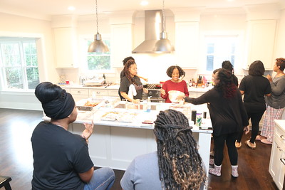 thousand wives retreat breakfast day 2