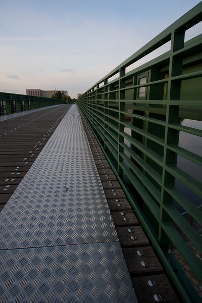 Steel Plate and Hand Rail