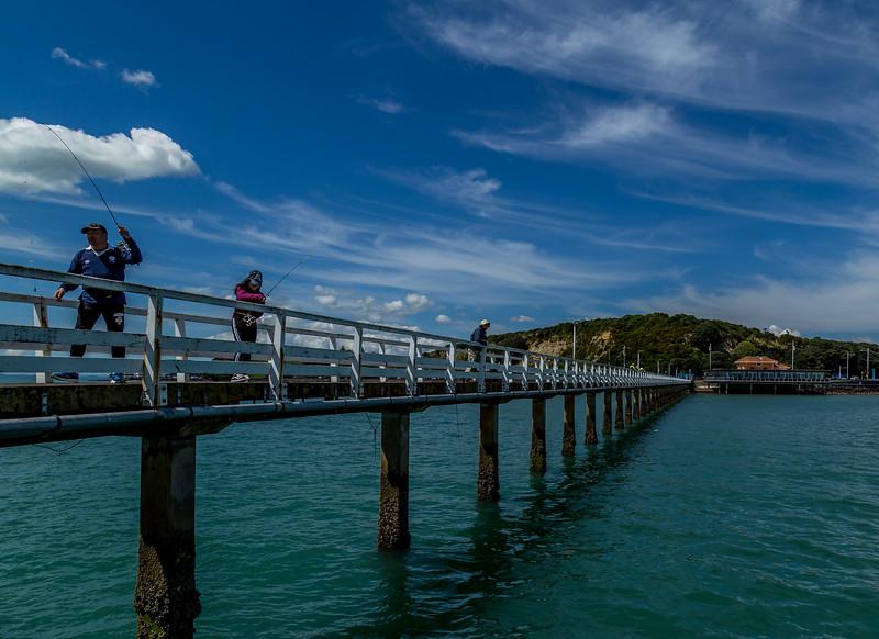Orakei Wharf