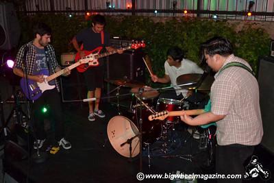Summer Vacation - at Blue Star - Los Angeles, CA - June 18, 2011