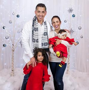 Christmas Family Portraits 11/18 & 11/19