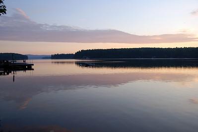 Lake Sunapee 8/10
