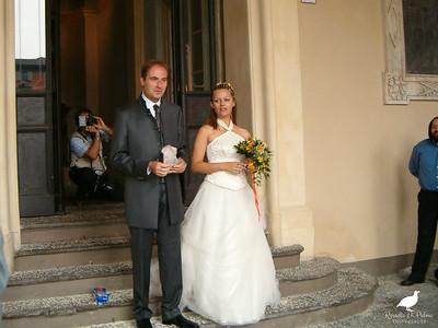 Matrimonio Denis e Laura 2004