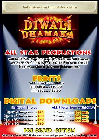 Dance 12. Celebrating Diwali