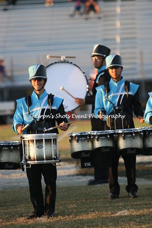 Band, Dance, Cheer, Students, Majorettes v Winter Springs 2019