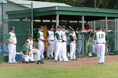 Saydel Varsity Baseball 2012