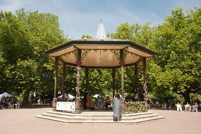 Wandsworth bandstand