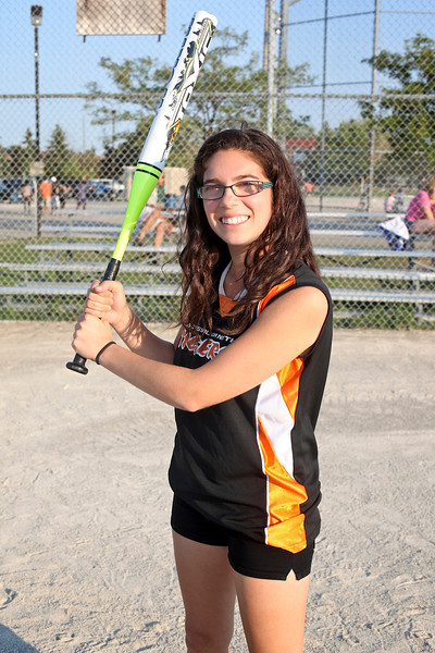 Cassandra Softball 2012