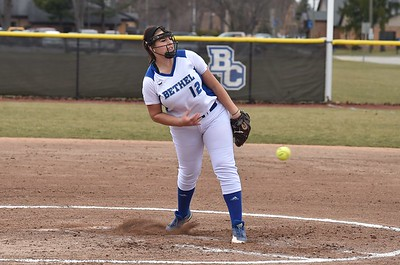 Bethel College Softball - 2017 vs Indiana Weslyan University