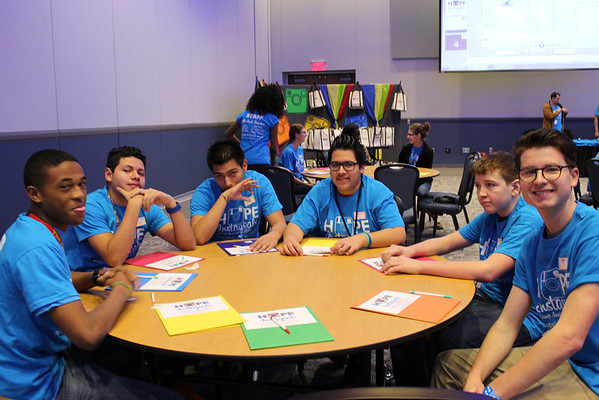 MHS Students Attend Camp Inspire