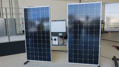 Solar Power at VNY
