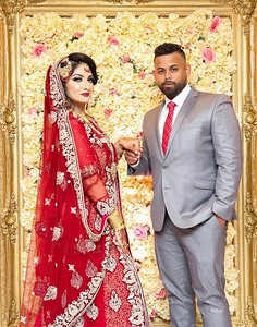 Wedding Ceremony of Shahzad and Massooma