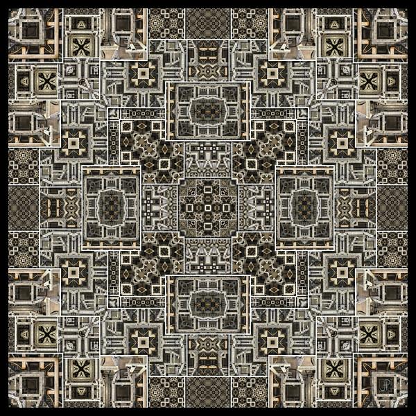 Mona Metal Rack No.17